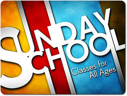 Sunday School all ages